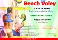 afiche beach 2