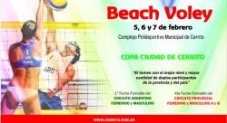 afiche beach 2016